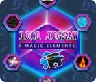 1001 Jigsaw Six Magic Elements spel
