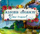 Alice's Jigsaw Time Travel spel