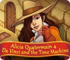 Alicia Quatermain 4: Da Vinci and the Time Machine spel
