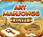 Art Mahjongg Egypt spel
