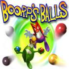 Boorp's Balls spel