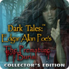 Dark Tales: Edgar Allan Poe's The Premature Burial Collector's Edition spel