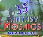 Fantasy Mosaics 35: Day at the Museum spel