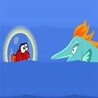 Fishy Hop spel