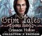 Grim Tales: Crimson Hollow Collector's Edition spel
