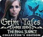 Grim Tales: The Final Suspect Collector's Edition spel