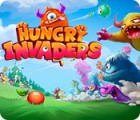 Hungry Invaders spel