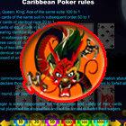 Japanese Caribbean Poker spel