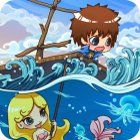 Lovely Mermaid Jigsaw spel