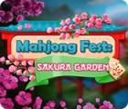 Mahjong Fest: Sakura Garden spel