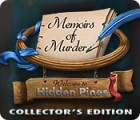Memoirs of Murder: Welcome to Hidden Pines Collector's Edition spel