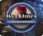 Ms. Holmes: Five Orange Pips spel