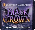 Mystery Case Files: Black Crown Collector's Edition game