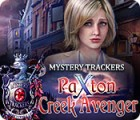 Mystery Trackers: Paxton Creek Avenger spel