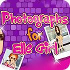 Photographs For Elle Girl spel