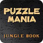 Puzzle Mania Jungle Book spel