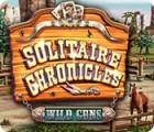 Solitaire Chronicles: Wild Guns spel