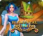 Solitaire: Elemental Wizards spel