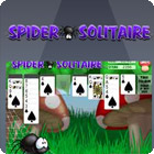 Spider Solitaire spel