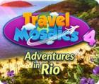 Travel Mosaics 4: Adventures In Rio spel