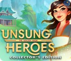 Unsung Heroes: The Golden Mask Collector's Edition spel