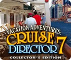Vacation Adventures: Cruise Director 7 Collector's Edition spel