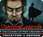 Vampire Legends: The Count of New Orleans Collector's Edition spel
