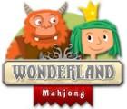 Wonderland Mahjong spel