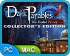 Dark Parables: The Exiled Prince Collector's Edition favoritspel