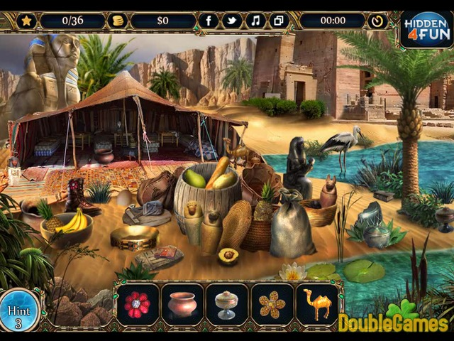 Free Download Valley Of Pharaohs Screenshot 3
